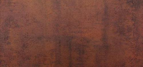 IRON - IRON CORTEN SATIN    X 12  mm
